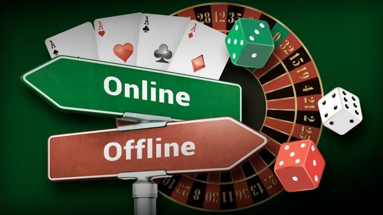 Что лучше онлайн казино или оффлайн: сравнение, отзывы